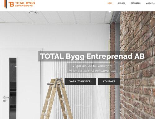 TotalByggenteprenad.se