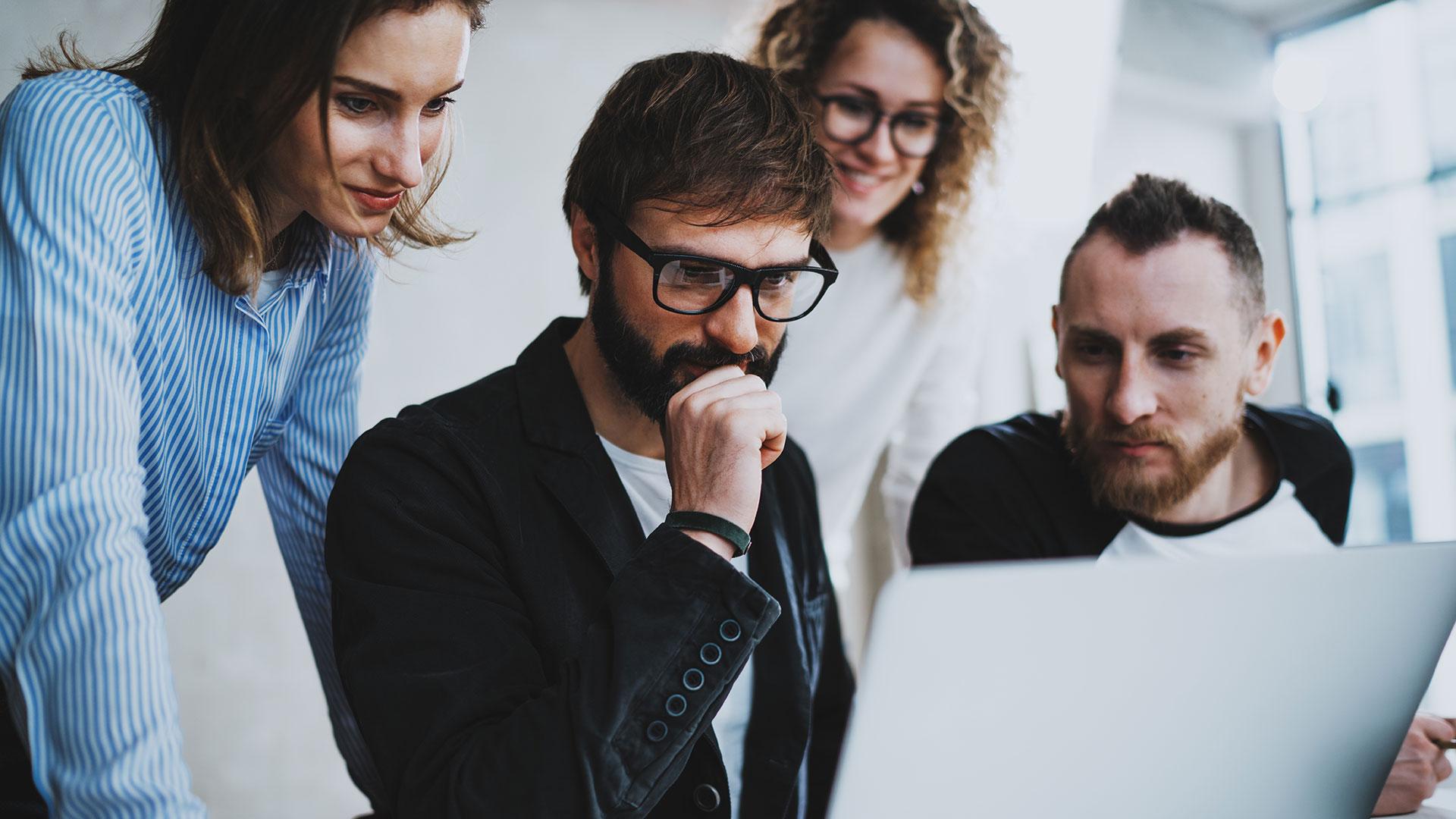 Blogg för företag